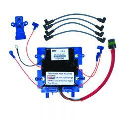 Cdi Elec. Johnson Evinrude Digital Optical Upgrade Kit - 4 Cyl. 113-6292K 1