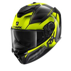 Shark Spartan GT Carbon Shestter Yellow