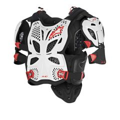 Alpinestars Chestprotector A-10 Light White