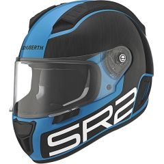 SCHUBERTH SR2  Helmet Pilot Blue