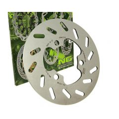 Brake disk, Rear, Derbi Senda, Outerdiameter Ø180mm