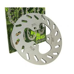Brake disk, Rear, Derbi Senda, Outerdiameter Ø218mm