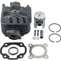 Airsal Cylinder kit & Head,50cc, Minarelli Horizontal AC