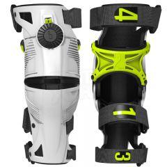 Mobius X8 knee brace white/yellow