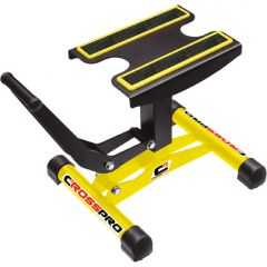 CrossPro Xtreme paddock stand yellow