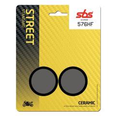Sbs Brakepads Ceramic 1619576