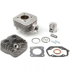 Airsal Cylinder kit & Head, 69,7cc, Peugeot Horizontal AC