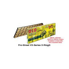 D.I.D 428VX Connecting link (FJ) Press-Fit