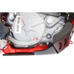 AXP Skid Plate Black Gas-gas EC250-EC300 18