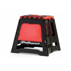 Polisport Motostand bike stand black/red