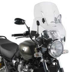 Givi Universal sliding wind-screen, transparent