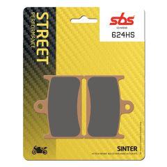 Sbs Brakepads Sintered 1625624