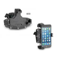 Givi Universal smartphone holder dimensions 144x67 - 178x90mm