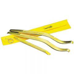 BuzzettiTyre tool set 2x350mm+1x240mm