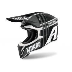Airoh Helmet Wraap Broken grey matt