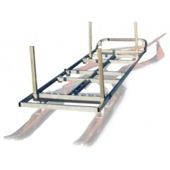 Ultratec Platform to double timber sleigh, electroplated, contains 10 pc stakes