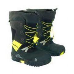 Scott Boot SMB R/T black/yellow