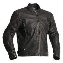 Halvarssons Leather jacket Celtic Black