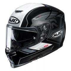 HJC Helmet RPHA 70 Coptic Black/White MC5