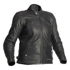Halvarssons Leather jacket Cambridge Black
