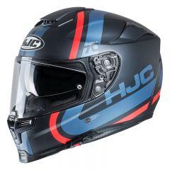 HJC Helmet RPHA 70 Gaon Black/Red/Blue MC2SF