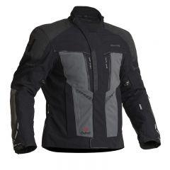 Halvarssons Textile Jacket Vansbro Black/grey