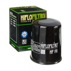 HiFlo oil filter HF198