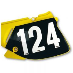 UFO Numberkit 15cm White, nr 0-9, 10 pcs of all numbers