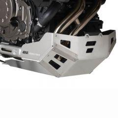 Givi Oil carter protector in Aluminium Yamaha XT1200ZE Super Tenerè (14) RP2119