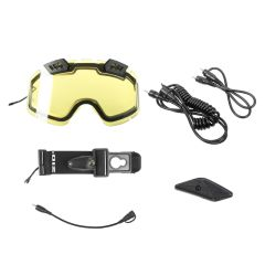 CKX Heated Upgrade kit To Goggle 210° yellow