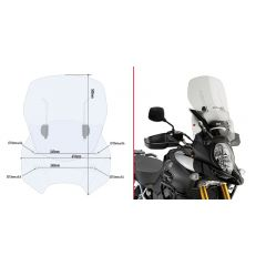 Givi Specific sliding wind-screen, Suzuki DL1000 V-STROM (2014)