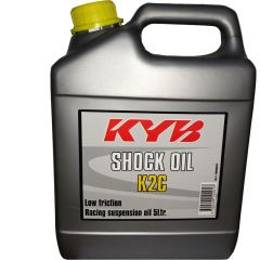 KYB Shock rcu oil K2C 5 liter