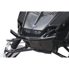 Skinz Polaris Front Bumper - 2011-2015 Pro Ride Chassis PFB300-BK