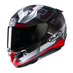 HJC Helmet Rpha 11 Nectus Red MC1SF