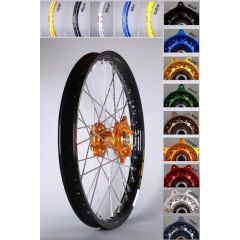 TALON Front Wheel 21x1 60 EXCEL KTM125-600 SX/F 15- orange/black