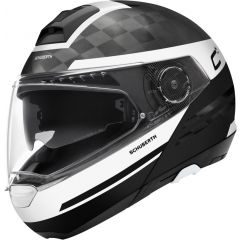 Schuberth C4 PRO CARBON Tempest White
