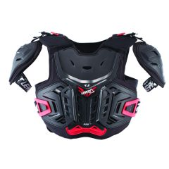 Leatt Chest protector 4.5 Pro Blk/Red