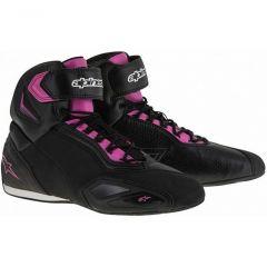 Alpinestars Shoe Stella Faster 2 Black/Pink