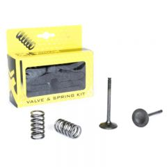 ProX Steel Exhaust Valve/Spring Kit YZ/WR450F '03-09 28.SES2424-1