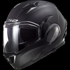 LS2 Helmet FF900 VALIANT II SOLID MATT BLACK