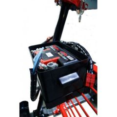 Ultratec Extra battery 53 Ah ancillary equipment ( power cables and stand)