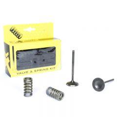 ProX Steel Intake Valve/Spring Kit CRF250R '08-09 28.SIS1337-2