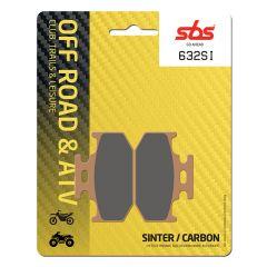 Sbs Brakepads Sintered Offroad 1624632