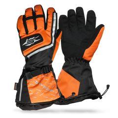 Sweep Gloves Snow Core, orange/black