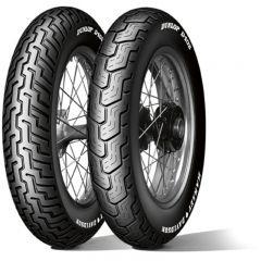 Dunlop D402 SW MT90B16 74H TL Re. Harley-Davidson Slim White Sidewall)
