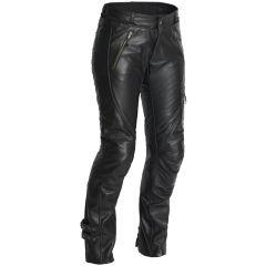 Halvarssons Leather pants Leon Lady Black