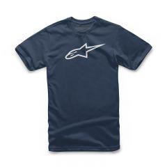 Alpinestars Kid's Ageless t-shirt, blue/white