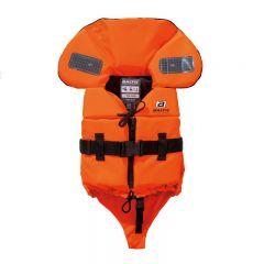 Baltic 1254 Split Front lifejacket orange Baby 3-15kg