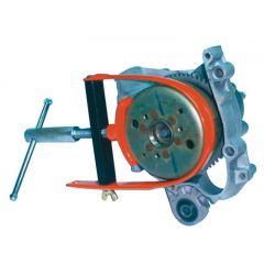 Buzzetti univ.tool to hold flywheel 100-255mm