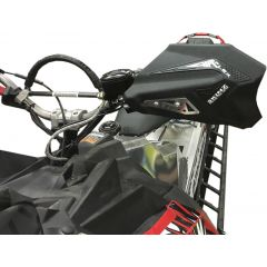 Skinz Hand Guard Kit Black Large inc. mount kit AFX105L-BK